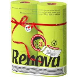 Toilet paper NENOVA red label maxi 6 rolls