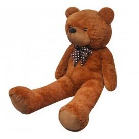 Teddy bear XXL, toy, brown 150 cm