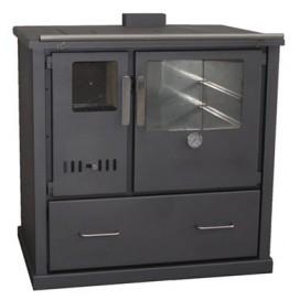 Wood burning stove ALPI INOX THERMOMETER
