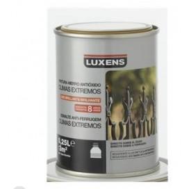 Anti-rust white glossy paint 0.25L