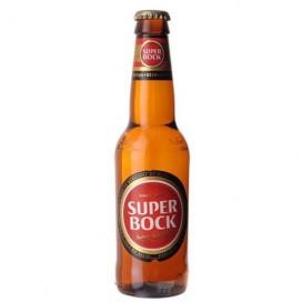 Super Bock - Portuguese Lager Beer - 24 x 330 ml - 5.1% ABV