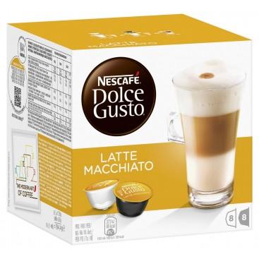 Nescafé Dolce Gusto Latte Machiato 16 Capsules