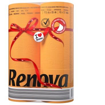 Toilet paper Renova red label 6 rolls