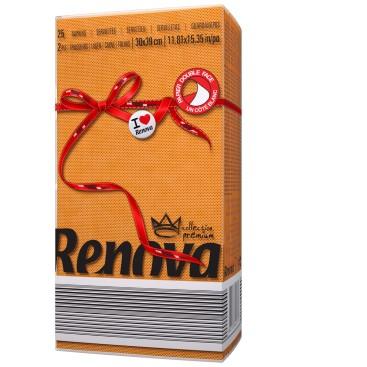 Napkins RENOVA red label type G