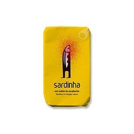 Sardine in vinegar sauce