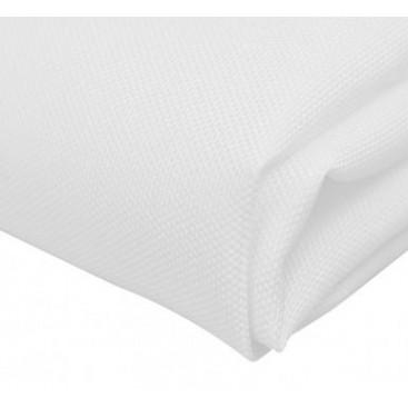 Napkins, 50 pieces, white 50 x 50 cm