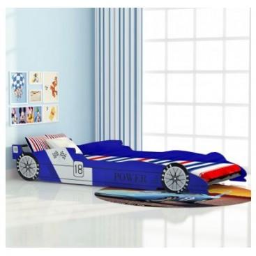 Race car bed design