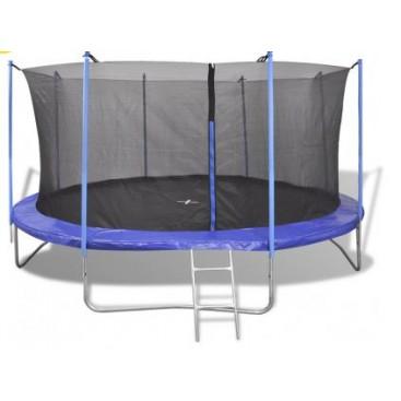 Trampoline set