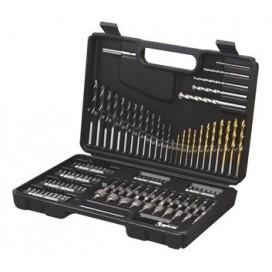 Set 109 pieces of drill bits BLACK & DECKER