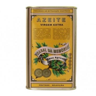 Extra Virgin Olive Oil Can 750Ml CASAL DA MEMORIA