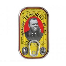 Tuna In Olive Oil 120 G TENÓRIO