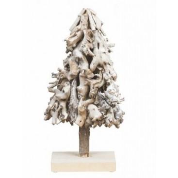 Natural wood tree 60 cm