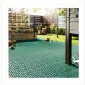 MULTIPLATE 56X56CM GREEN Plastic Deck
