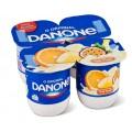 Yogurt Pure Aroma Tutti - Frutti 4X120G