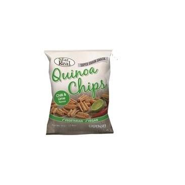 Quinoa Chips Chili and Lima