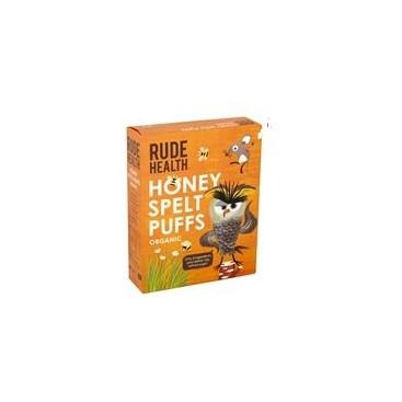 Honey Spelled with Honey Bio