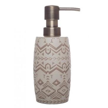 Spirit ceramic soap dispenser