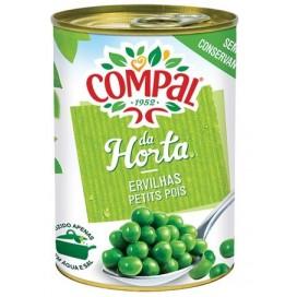 Peas 410 G  Compal