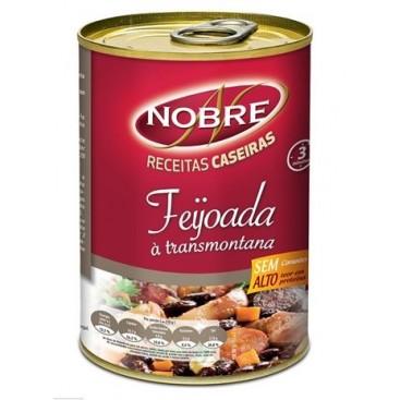 Bean Stew Transmontana 420 Gr  Nobre