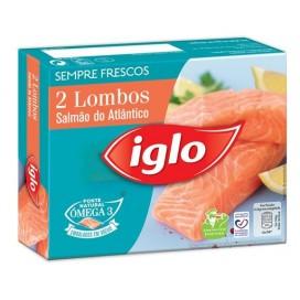 Salmon loins 250 G   Iglo