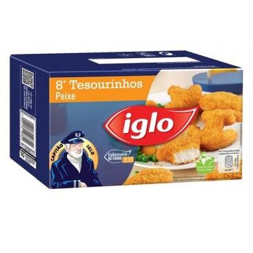 Fish Treasures 240 G   Iglo