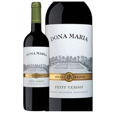 Red wine: Petit Verdot Alentejo 0.75 Lt  Dona Maria