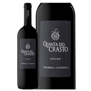 Red wine Touriga Nacional 0.75 Lt  Quinta do Crasto