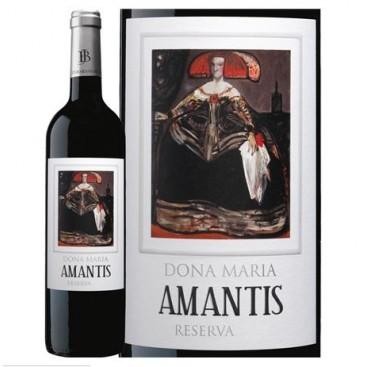 Red Wine Alentejo 0.75 Lt  Amantis