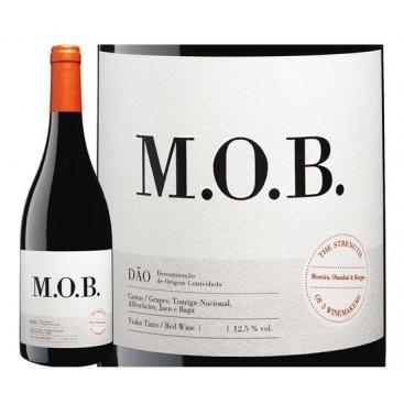 Red wine 0,75 Lt  M.O.B.