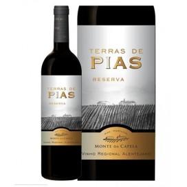 Wine Alentejo Reserva Tt 0.75 Lt  Terras de Pias