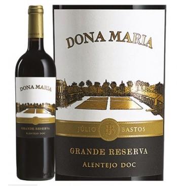 Red Wine Grande Res. Alentejo 0.75 Lt  Dona Maria