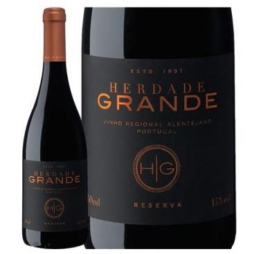 Red Wine Reserva Alentejo 0.75 Lt  Herdade Grande