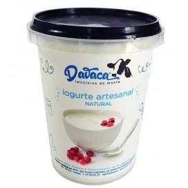 Natural Yogurt 500 G  Davaca