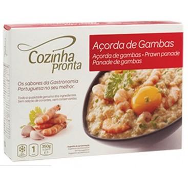 Wake up Prawns 350 Cozinha Pronta