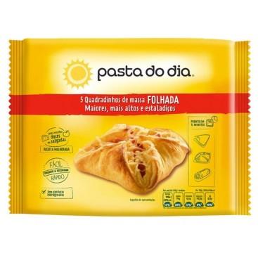 300G Square Puff Pastry  Pasta do Dia