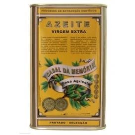 Extra Virgin Olive Oil Can 750Ml  Casal da Memória