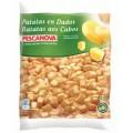 Potato Cubes 750 g