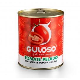 GULOSO PEELED TOMATO 800G / GULOSO 去皮番茄罐头 800G