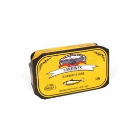 LA GONDOLA MARINATED SAUCE SARDINES 120GR / LA GONDOLA腌制酱汁 沙丁鱼罐头 120克
