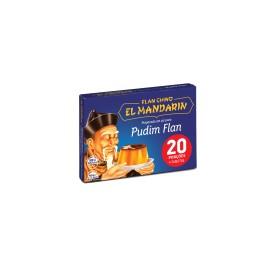 MANDARIN FLAN PUDDING DESSERT 4SACHET 19,2G / MANDARIN FLAN 焦糖布丁 一盒四包 1包19.2克