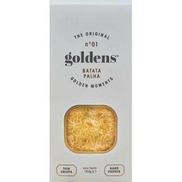Goldens N1 Original 150g / Goldens N1 原味薄薯片 150克
