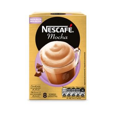 NESCAFE MOCHA 8Sac 6x144g