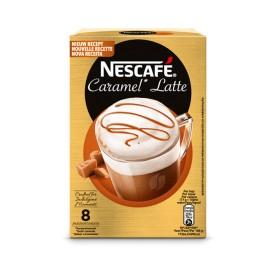 NESCAFE Latte Caramel 8Sac 6x136g