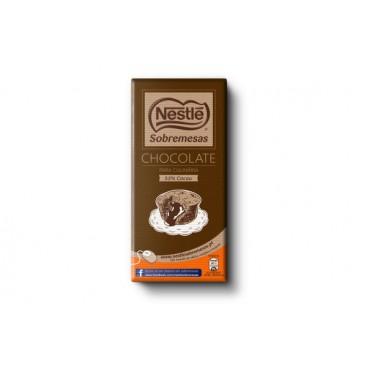 NESTLÉ SOBREMESAS Chocolate 53% Cocoa 20x200g