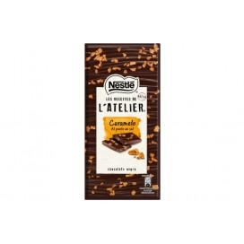 NESTLÉ LES RECETTES DE L'ATELIER Chocolate Salty Caramel 16x115g
