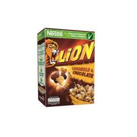 LION Caramel & Chocolate Cereal 16x400g