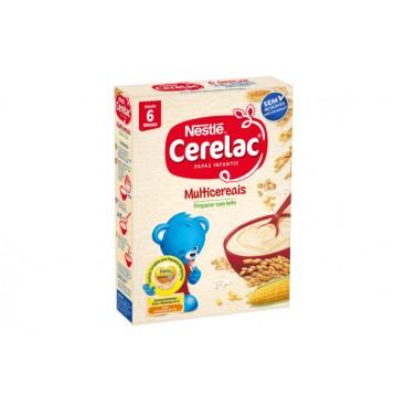CERELAC Multicereal baby porridge 9x250g