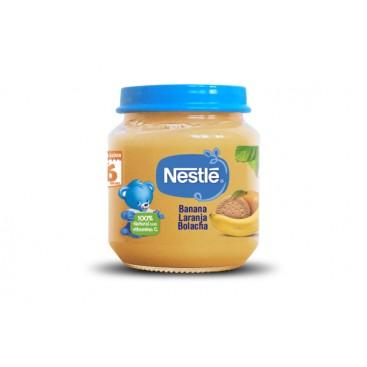 NESTLÉ Banana Orange Cookie Baby Food 6x130g
