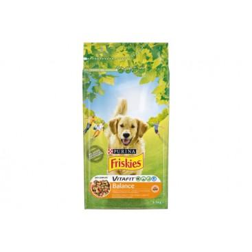 FRISKIES BALANCE Dog Food Chicken&Vegetable 10kg
