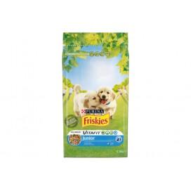FRISKIES JUNIOR Dog Food Chicken and Vegetables 10kg